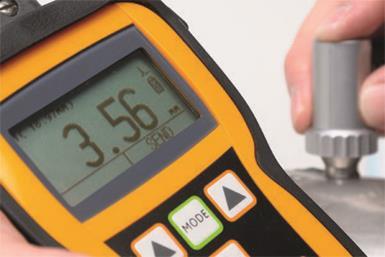 DM5E corrosiewanddiktemeters