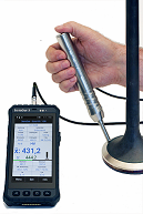 SonoDur3, mesureur de dureté selon le principe UCI